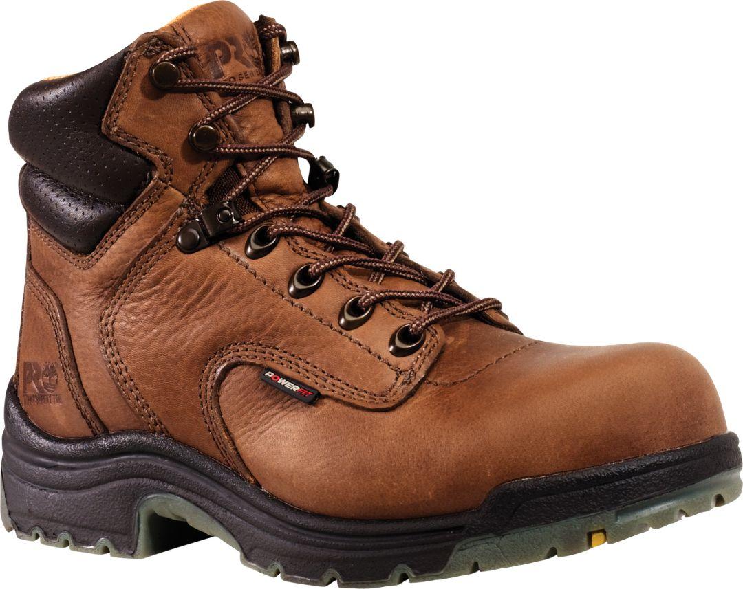 """98243de0e86 Timberland PRO Women's 6"""" Work Boots"""
