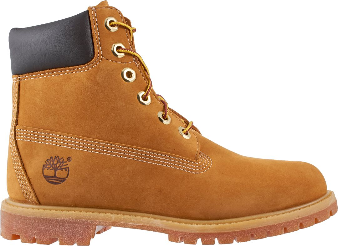 timberland bottes without leather