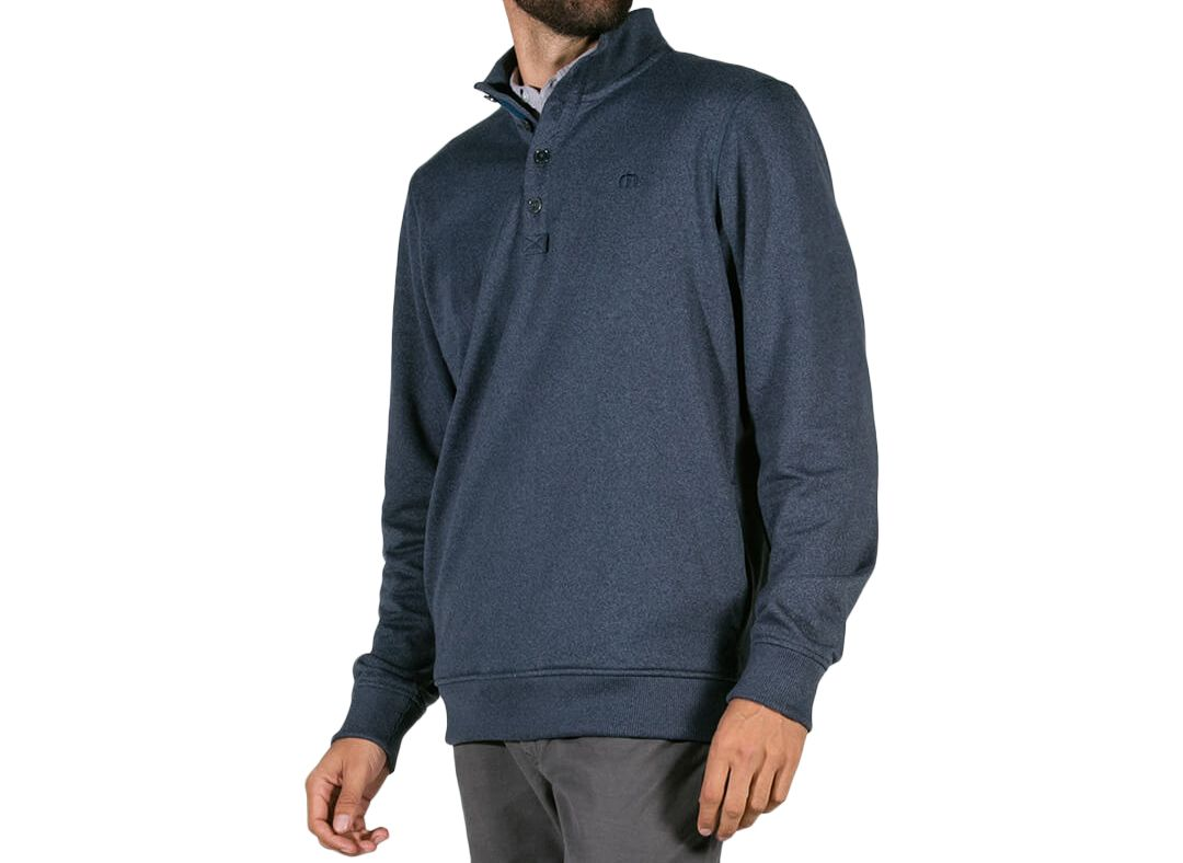 bd1f5138 TravisMathew Men's Wall Pullover   DICK'S Sporting Goods