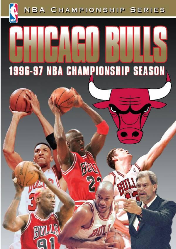 NBA Champions 1997: Chicago Bulls DVD product image