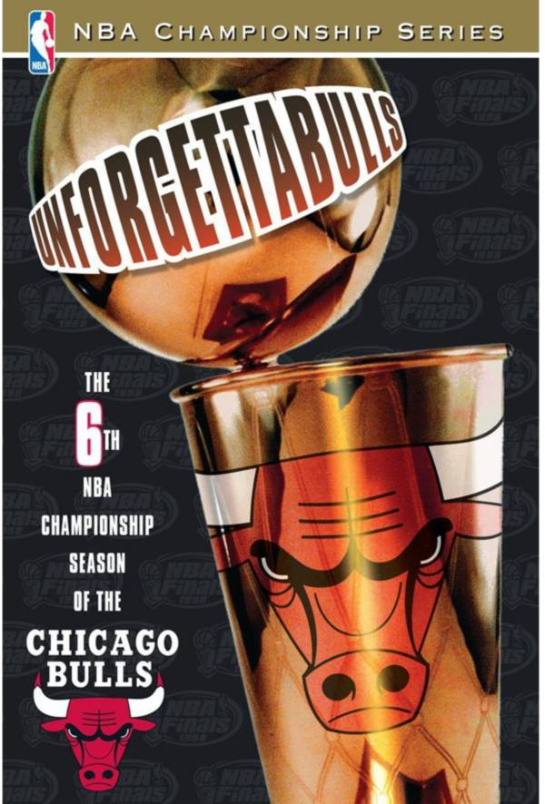Unforgetabulls: The 6th NBA Championship Season of the Chicago Bulls DVD product image