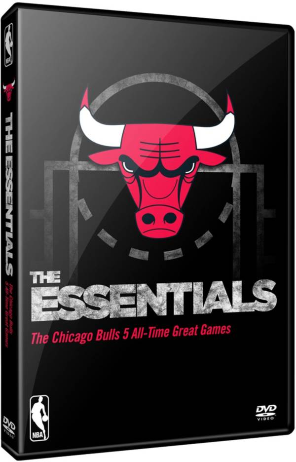 Essential Games of the Chicago Bulls DVD Set product image