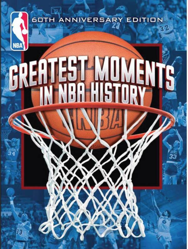 Greatest Moments in NBA History DVD product image