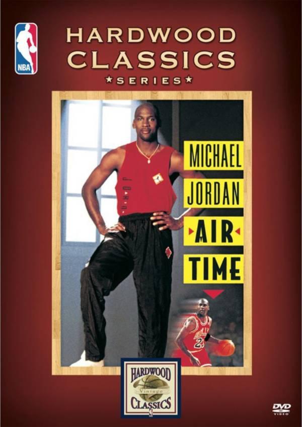 NBA Hardwood Classics: Michael Jordan: Air Time DVD product image
