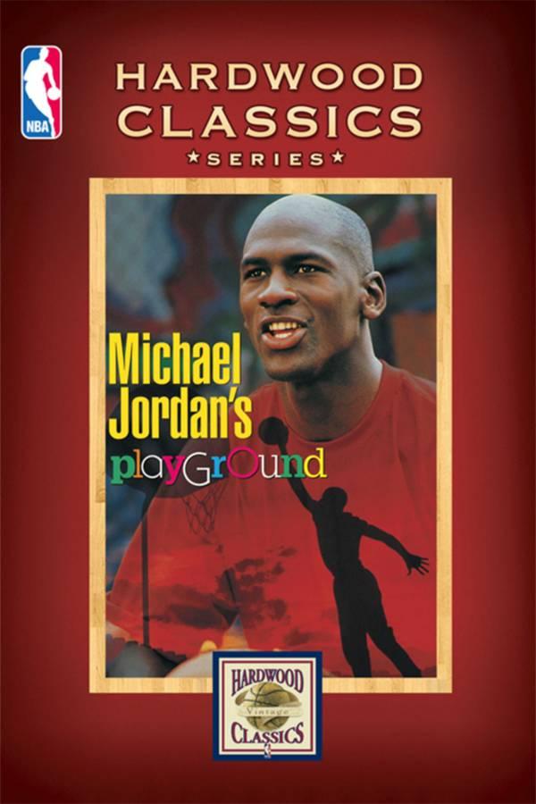 NBA Hardwood Classics: Michael Jordan's Playground DVD product image