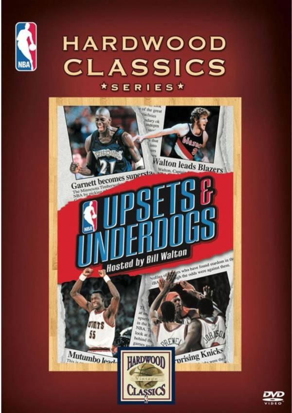 NBA Hardwood Classics: Upsets & Underdogs DVD product image