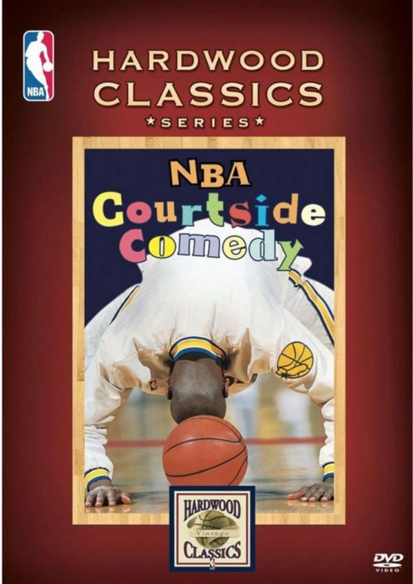 NBA Hardwood Classics: Courtside Comedy DVD product image