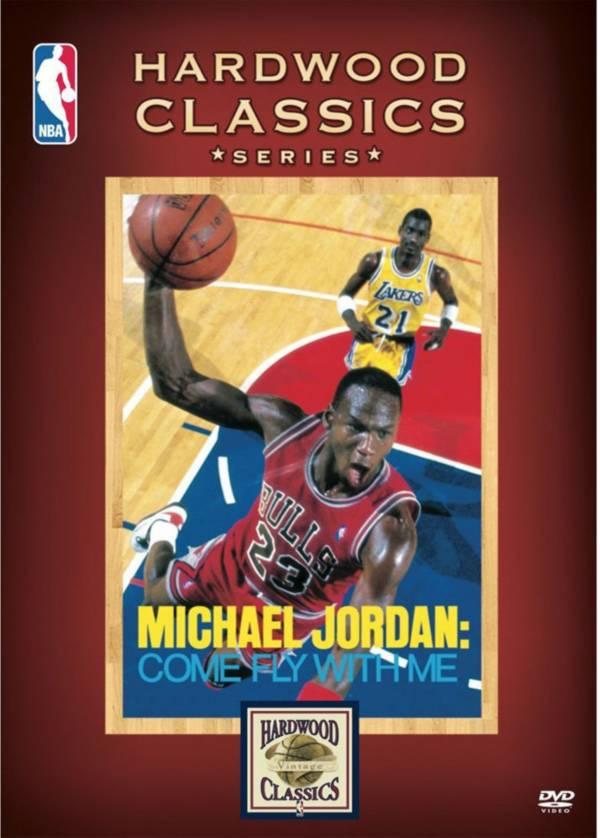 NBA Hardwood Classics: Michael Jordan: Come Fly With Me DVD product image
