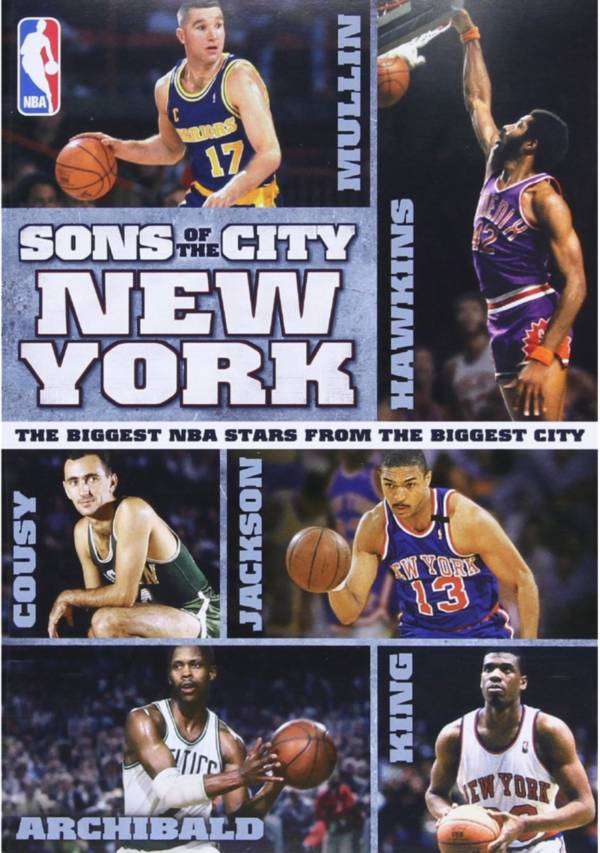NBA Sons of the City: New York DVD product image
