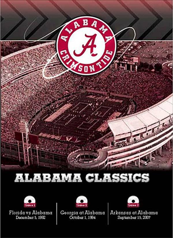 Alabama Crimson Tide Classics 3-DVD Set product image