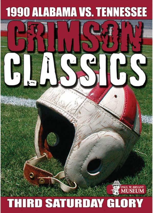 Crimson Classics: 1990 Alabama vs. Tennessee DVD product image