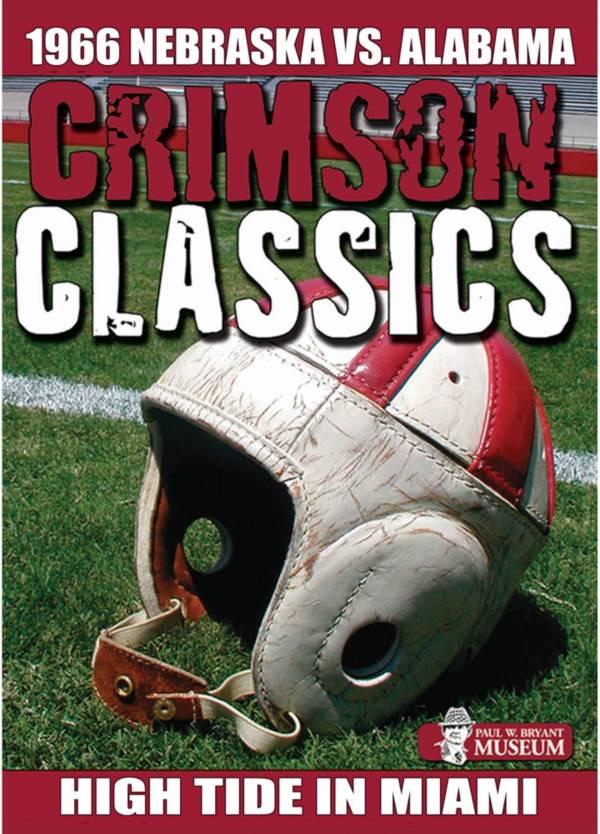Crimson Classics: 1966 Alabama vs. Nebraska DVD product image