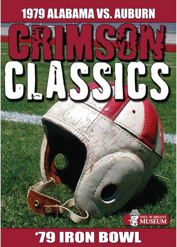Crimson Classics: 1979 Alabama vs. Auburn DVD product image