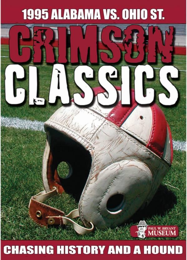 Crimson Classics: 1995 Alabama vs. Ohio State DVD product image