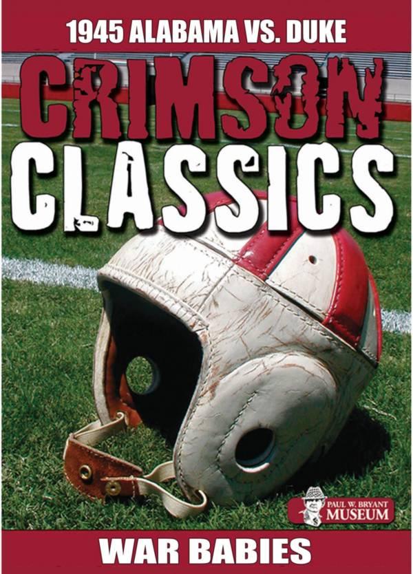 Crimson Classics: 1945 Alabama vs. Duke DVD product image