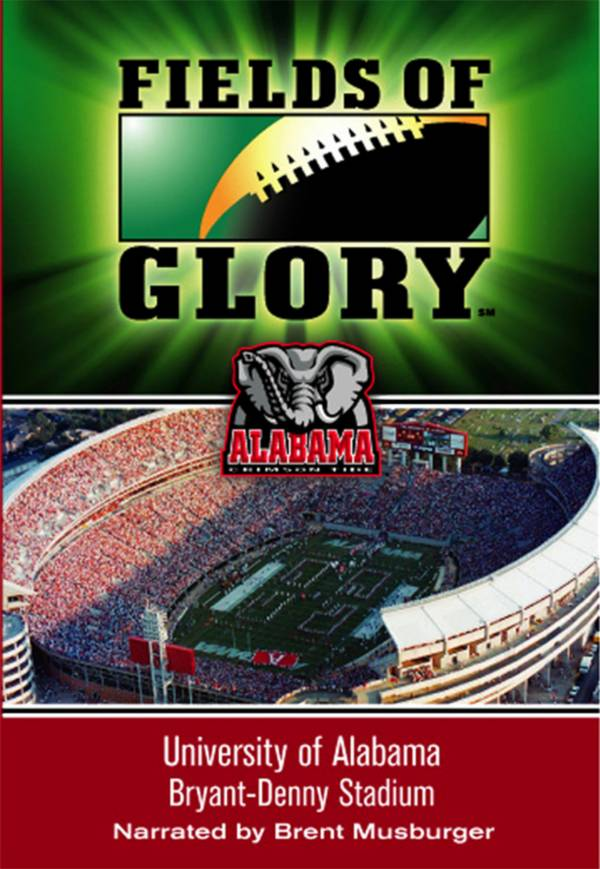 Fields of Glory - Alabama DVD product image