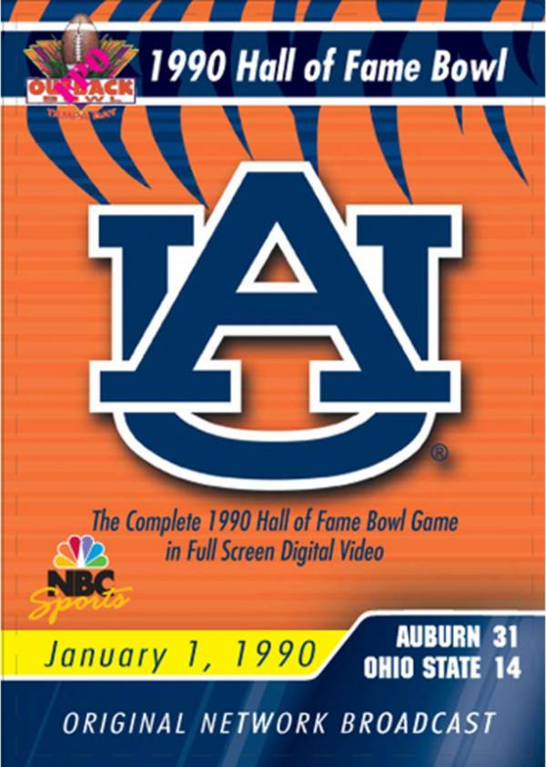 1990 Hall of Game Bowl Game DVD product image