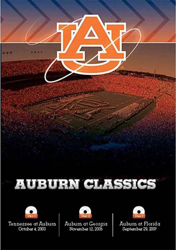 Auburn Tigers Classics 3-DVD Set product image