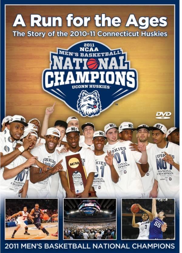 UConn 2011 Men's Basketball National Championship DVD product image