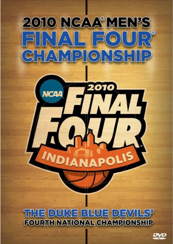 2010 NCAA Men's Final Four Championship Game - Butler vs. Duke DVD product image