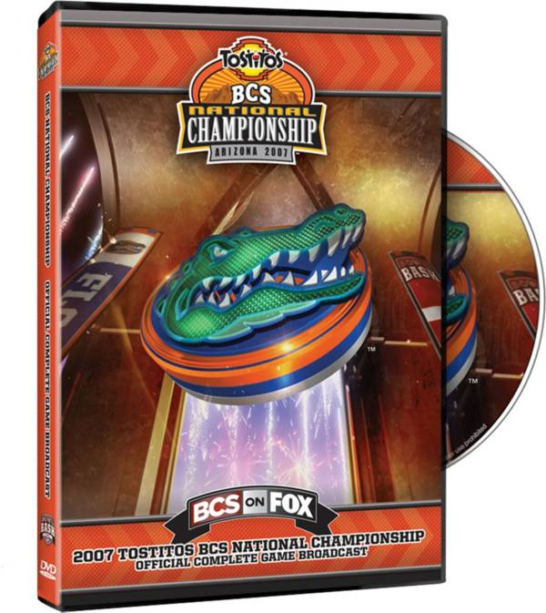 2007 Tostitos BCS National Championship Game DVD product image