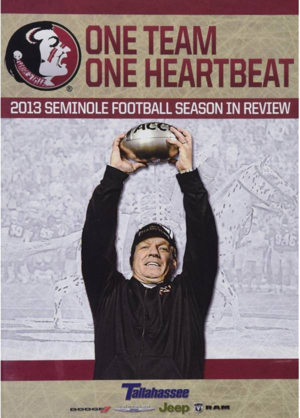 One Team, One Heartbeat: 2013 Florida State Season in Review DVD product image
