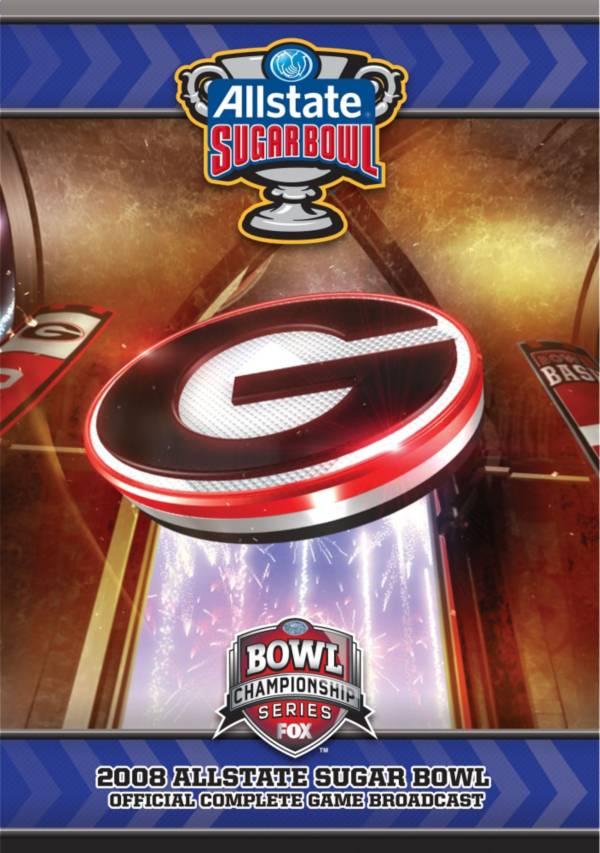 2008 Allstate Sugar Bowl Game DVD product image