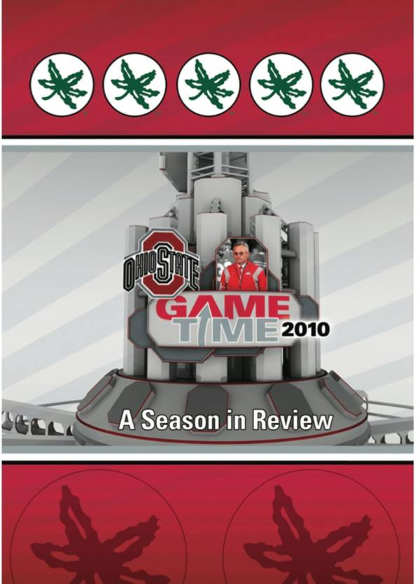 Ohio State Game Time: 2010 Season in Review Highlight DVD product image