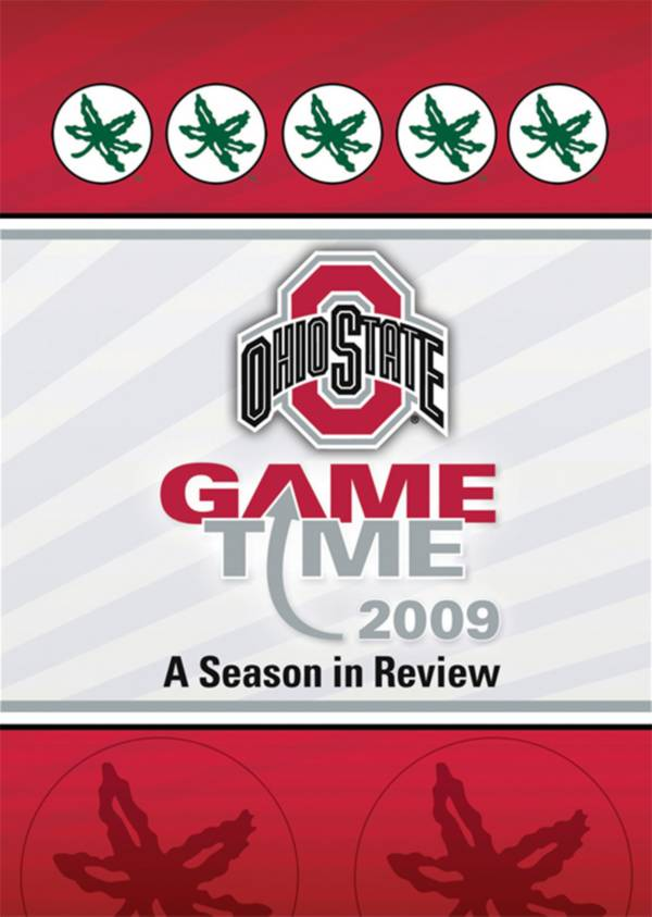 Ohio State Game Time: 2009 Season in Review Highlight DVD product image