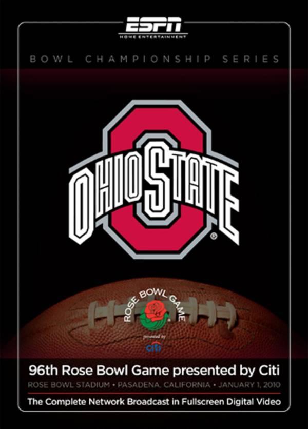 2010 Rose Bowl Game: Ohio State vs. Oregon DVD product image
