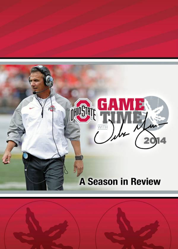 Ohio State Buckeyes Game Time: 2014 A Season in Review DVD product image