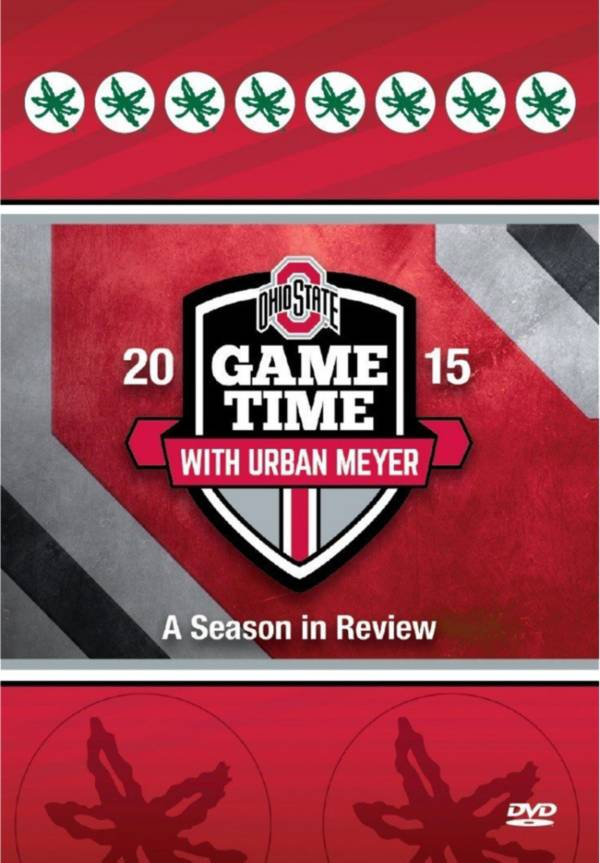 Ohio State Game Time: 2015 Season in Review DVD product image