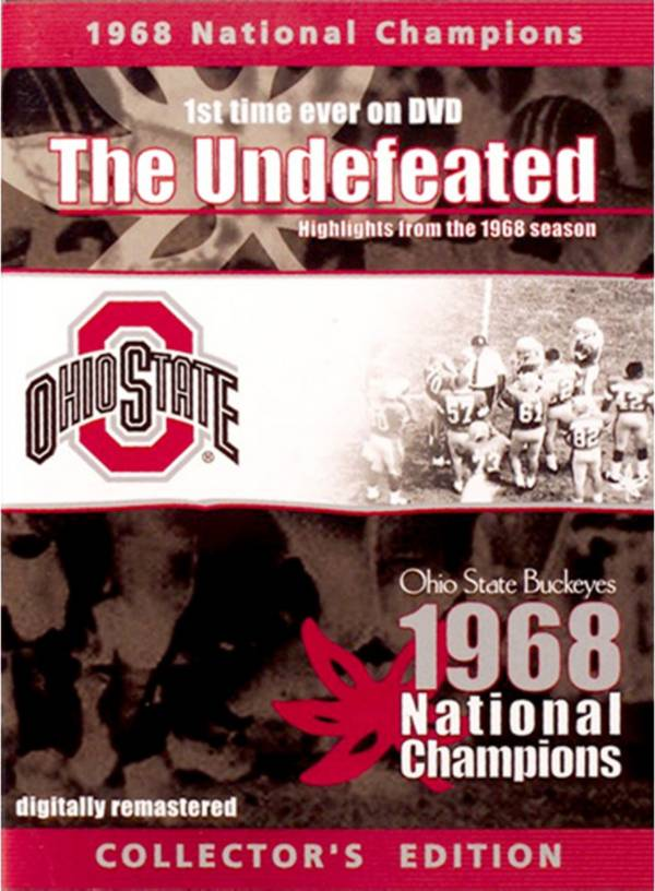 1968 Undefeated: OSU Highlights DVD product image