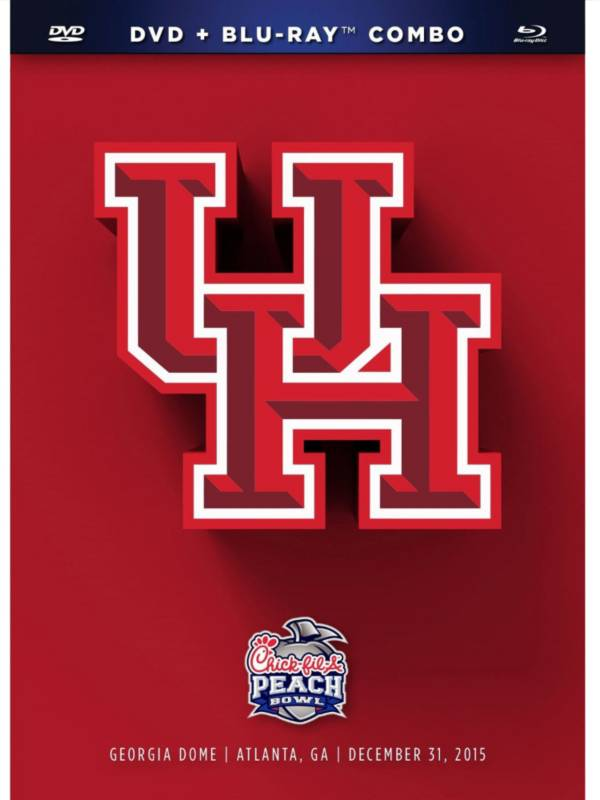 2016 Chick-Fil-A Peach Bowl Game - Houston vs. Florida State DVD and Blu-ray Combo product image