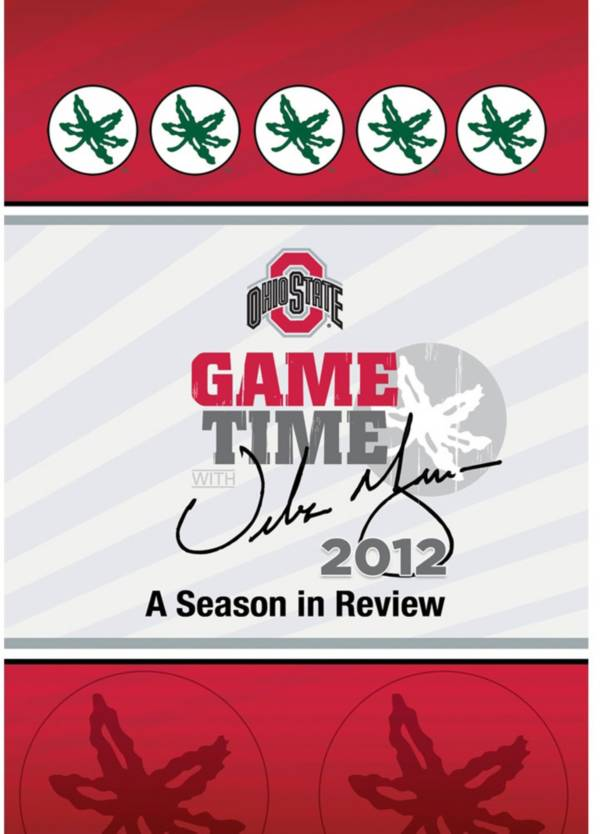 Ohio State: Game Time 2012 Season In Review With Urban Meyer DVD product image