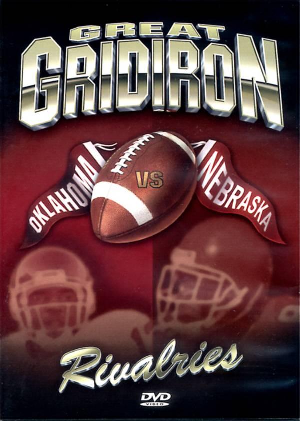 Great Gridiron Rivalries: Oklahoma vs. Nebraska DVD product image