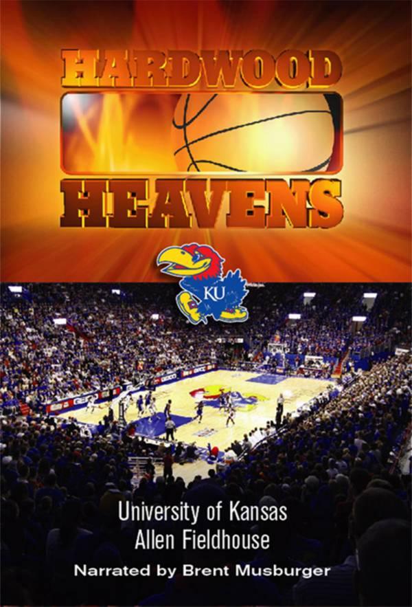Hardwood Heavens: University of Kansas: Allen Fieldhouse DVD product image