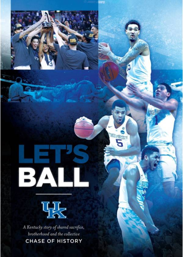Let's Ball: UK Chase of History DVD product image