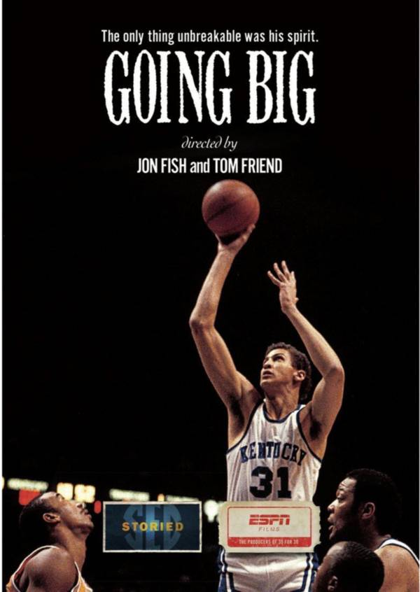 ESPN SEC Storied: Going Big DVD product image