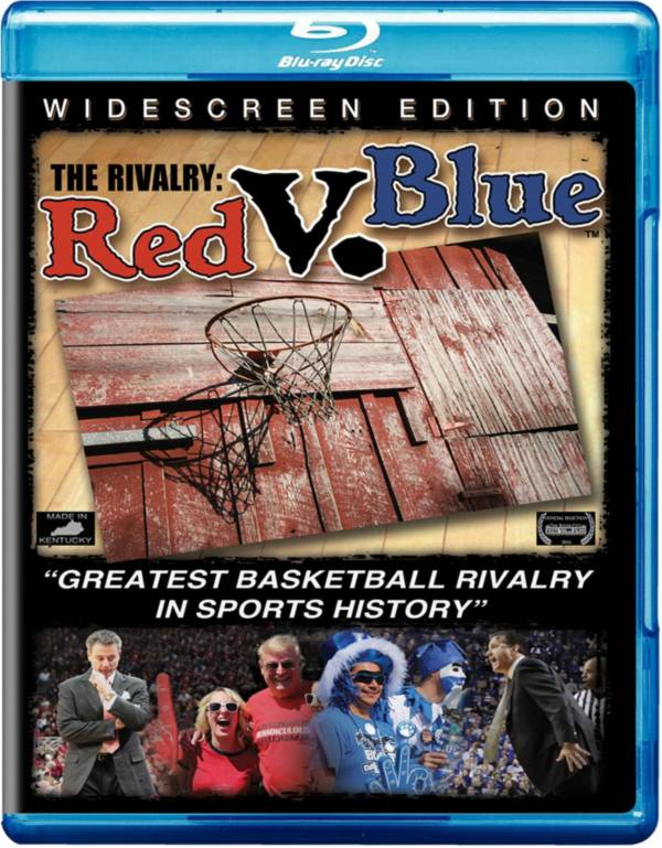 The Rivalry: Red vs. Blue Blu-ray product image