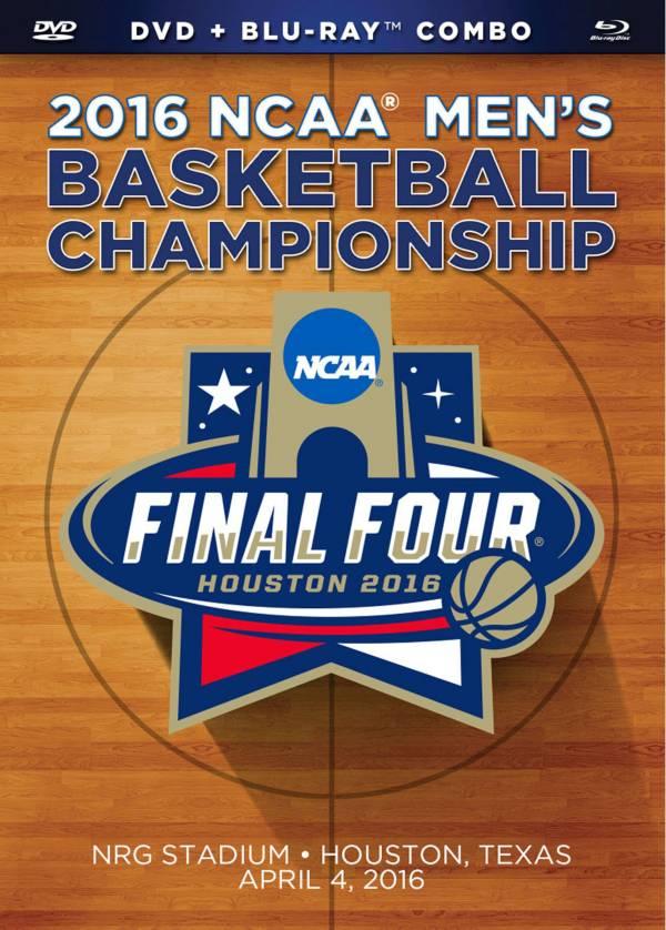 2016 NCAA Men's Basketball Championship Game - Villanova vs. North Carolina DVD/Blu-ray Combo product image