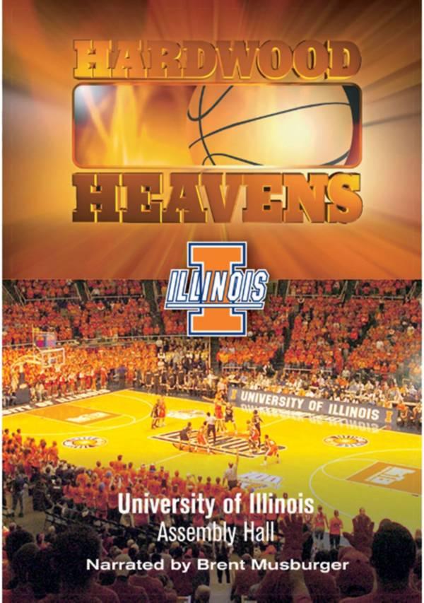 Hardwood Heavens: University of Illinois: Assembly Hall DVD product image