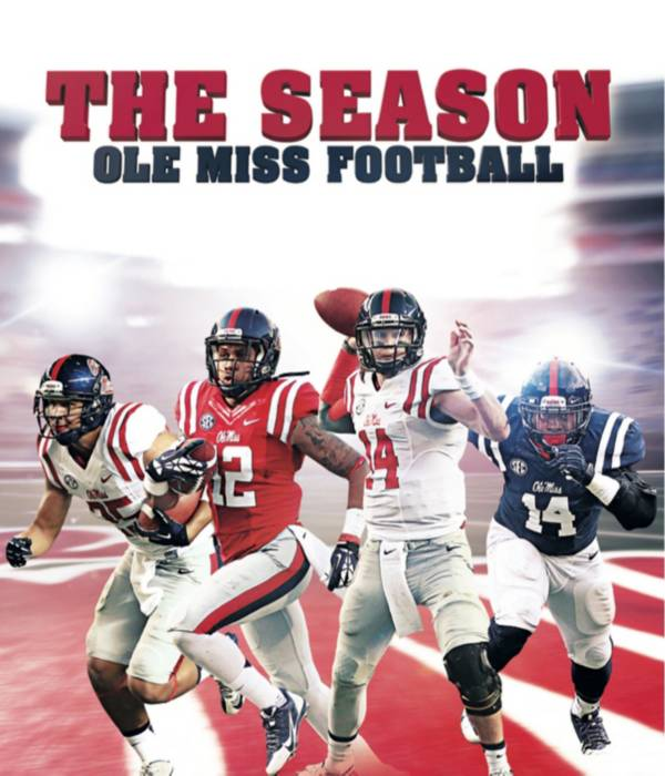 Ole Miss Rebels 2014 Season Overview Blu-ray product image