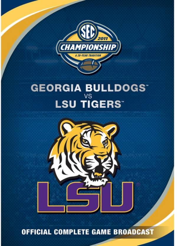 2011 SEC Championship Game - Georgia vs. LSU DVD product image