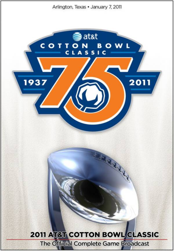2011 AT&T Cotton Bowl Classic - LSU vs. Texas A&M Game DVD product image