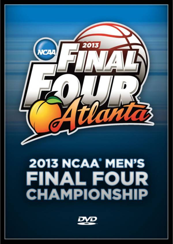 2013 NCAA Men's Final Four Championship Game - Michigan vs. Louisville DVD product image