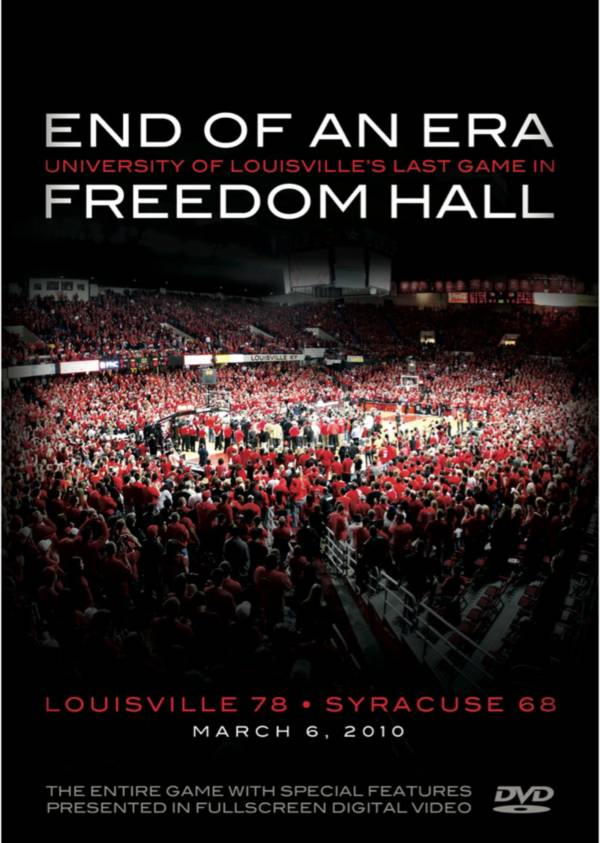 End of An Era: Louisville's Last Game in Freedom Hall DVD product image