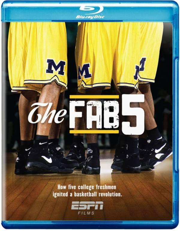 ESPN Films: The Fab Five Blu-ray product image