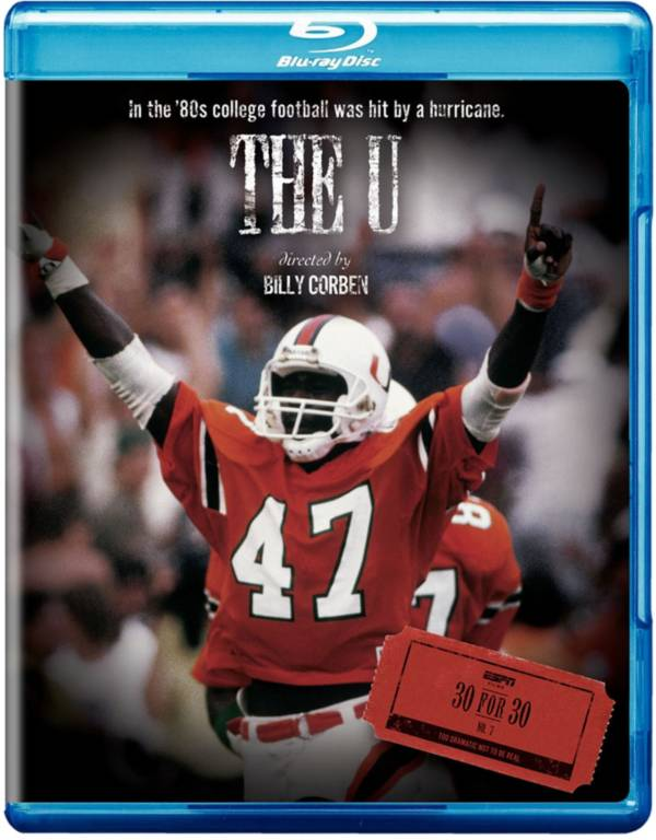 ESPN Films 30 for 30: The U Blu-ray product image