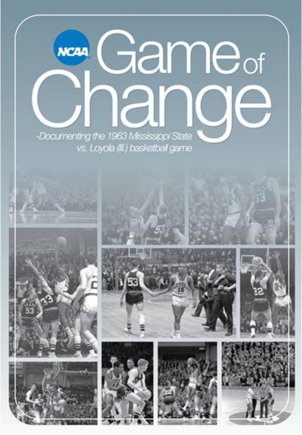 Game of Change: Documenting the 1963 Mississippi State vs. Loyola (Ill.) Basketball Game DVD product image